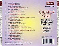 Creator Spirit/Chormelodien Des 20.Jahrhunderts - Produktdetailbild 1