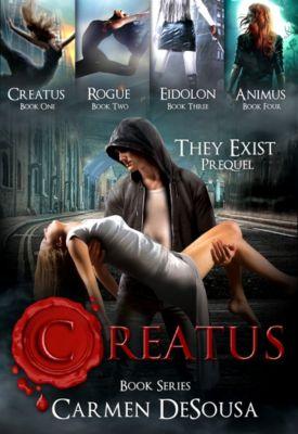 Creatus: Creatus Series Boxed Set, Carmen DeSousa