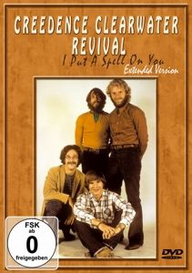 Creedence Clearwater Revival - I put a spell on you    - DVD, Creedence Clearwater Revival