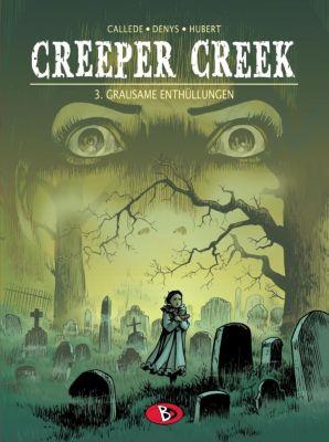 Creeper Creek - Grausame Enthüllungen, Joel Callede, Pieter Denys
