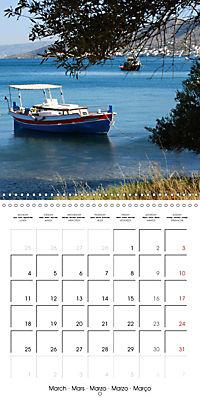 Crete - Greece (Wall Calendar 2019 300 × 300 mm Square) - Produktdetailbild 3