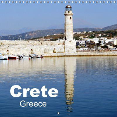 Crete - Greece (Wall Calendar 2019 300 × 300 mm Square), Peter Schneider