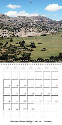 Crete - Greece (Wall Calendar 2019 300 × 300 mm Square) - Produktdetailbild 2