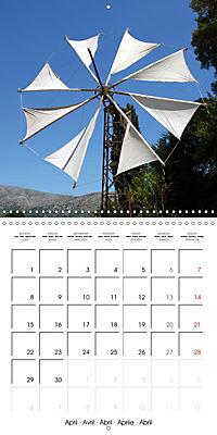 Crete - Greece (Wall Calendar 2019 300 × 300 mm Square) - Produktdetailbild 4