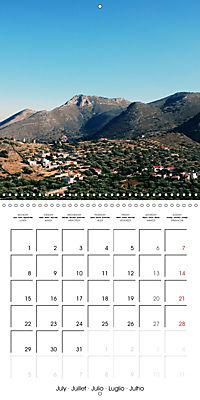 Crete - Greece (Wall Calendar 2019 300 × 300 mm Square) - Produktdetailbild 7