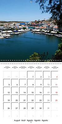 Crete - Greece (Wall Calendar 2019 300 × 300 mm Square) - Produktdetailbild 8