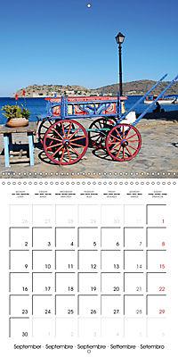Crete - Greece (Wall Calendar 2019 300 × 300 mm Square) - Produktdetailbild 9
