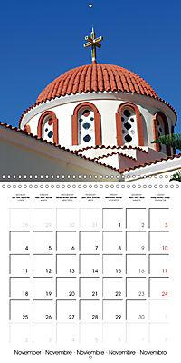 Crete - Greece (Wall Calendar 2019 300 × 300 mm Square) - Produktdetailbild 11
