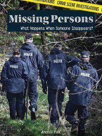 Crime Scene Investigations: Missing Persons, Amanda Vink