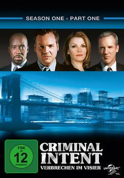 Criminal Intent - Verbrechen im Visier, Season 1.1, Jamey Sheridan,Kathryn Erbe Vincent D'Onofrio