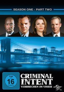 Criminal Intent - Verbrechen im Visier, Season 1.2, Jamey Sheridan,Kathryn Erbe Vincent D'Onofrio