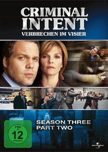 Criminal Intent - Verbrechen im Visier, Season Three, Part Two, Jamey Sheridan,Kathryn Erbe Vincent D'Onofrio