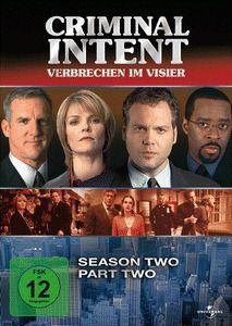 Criminal Intent - Verbrechen im Visier, Season Two, Part Two, Jamey Sheridan,Kathryn Erbe Vincent D'Onofrio