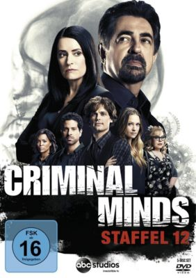 Criminal Minds - Staffel 12