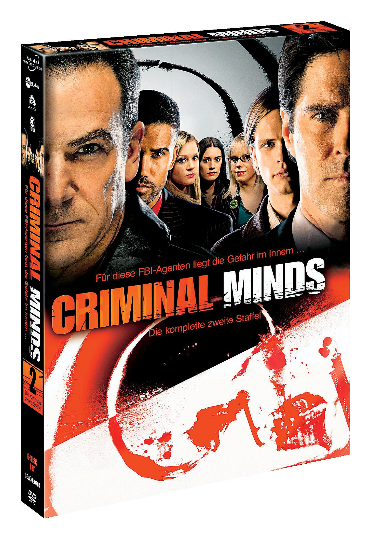 Criminal Minds Staffel 2