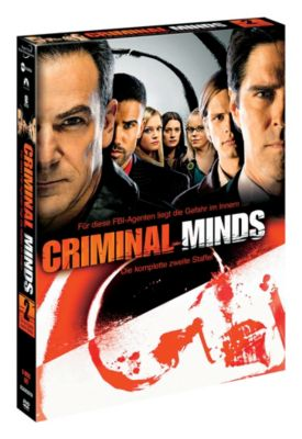 Criminal Minds - Staffel 2