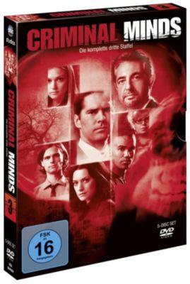 Criminal Minds - Staffel 3