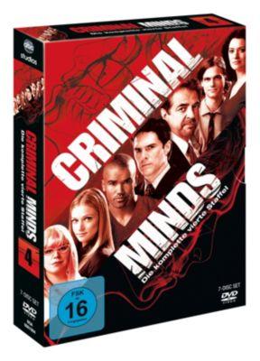 Criminal Minds - Staffel 4, Jeff Davis, Edward Allen Bernero, Debra J. Fisher, Erica Messer, Simon Mirren, Chris Mundy, Aaron Zelman, Andrew Wilder, Edward Napier
