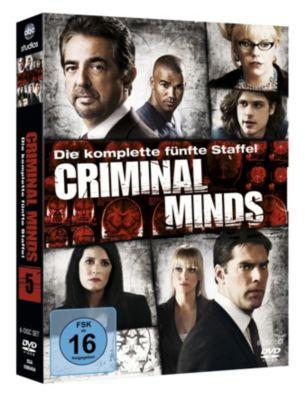 Criminal Minds - Staffel 5