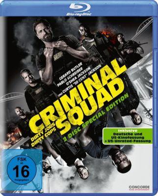 Criminal Squad Special 2-Disc Edition, Criminal Squad SE 2bd