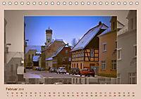 Crimmitschau. Ein Zeitspaziergang (Tischkalender 2019 DIN A5 quer) - Produktdetailbild 2