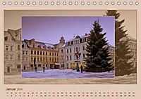 Crimmitschau. Ein Zeitspaziergang (Tischkalender 2019 DIN A5 quer) - Produktdetailbild 1