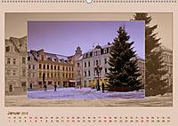 Crimmitschau. Ein Zeitspaziergang (Wandkalender 2019 DIN A2 quer) - Produktdetailbild 1