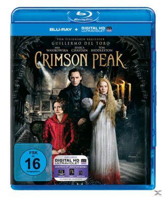 Crimson Peak, Charlie Hunnam,Jessica Chastain Tom Hiddleston