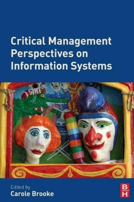 Critical Management Perspectives on Information Systems, Carole Brooke