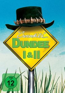 Crocodile Dundee I & II, David Gulpilil,Paul Hogan Mark Blum