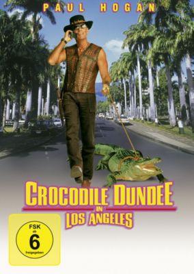Crocodile Dundee in Los Angeles, Paul Hogan, Matthew Berry, Eric Abrams