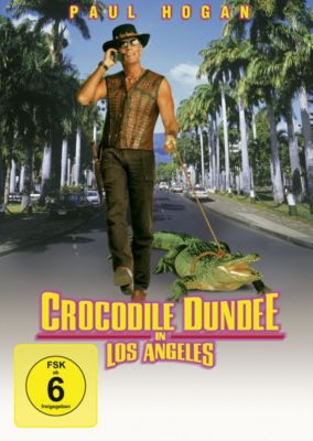 Crocodile Dundee in Los Angeles, Paul Hogan, Matthew Berry, Eric Abrams