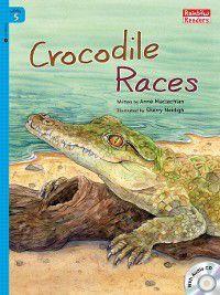 Crocodile Races, Anne Maclachlan