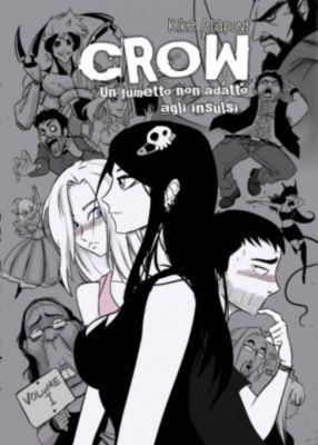 Crow, un fumetto non adatto agli insulsi, Enrique Alapont Sánchez