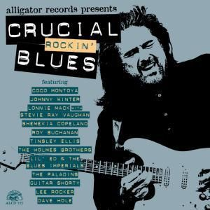 Crucial Rockin' Blues, Diverse Interpreten