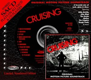 Cruising, Willy DeVille, John Hiatt, Germs, Cripples