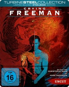 Crying Freeman - Der Sohn des Drachen Steelbook, Christophe Gans