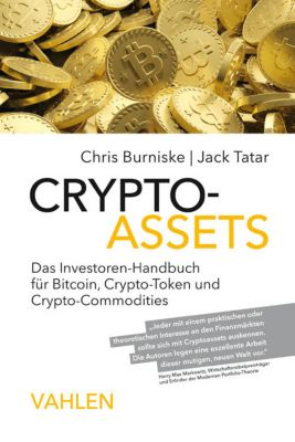 Crypto-Assets, Jack Tatar, Chris Burniske