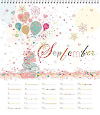 Crystal Dreams, Geburtstagskalender - Produktdetailbild 9