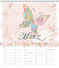 Crystal Dreams, Geburtstagskalender - Produktdetailbild 3