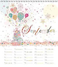 Crystal Dreams, Geburtstagskalender - Produktdetailbild 21