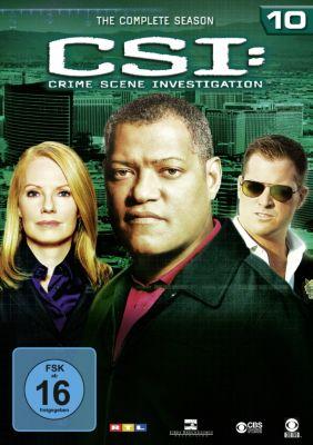 CSI: Crime Scene Investigation - Season 10, CSI: Las Vegas-Season 10