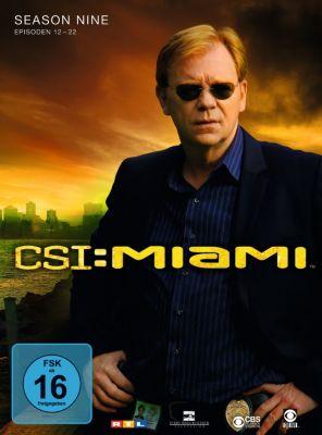 CSI Miami - Staffel 9, Teil 2, Diverse Interpreten