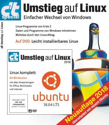 c't: c't Umstieg auf Linux (2018), c't-Redaktion