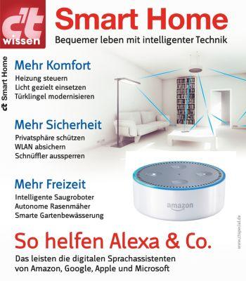 c't: c't wissen Smart Home (2017/2018), c't-Redaktion