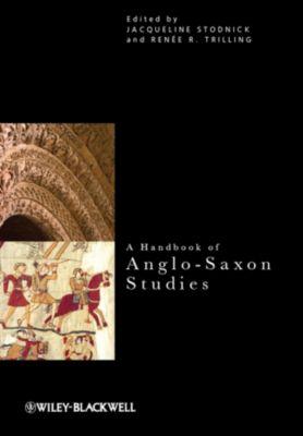 CTH - Critical Theory Handbooks: A Handbook of Anglo-Saxon Studies