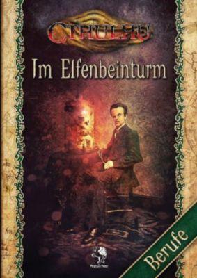Cthulhu: Im Elfenbeinturm -  pdf epub