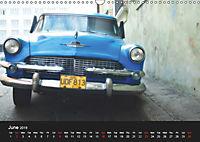Cuba Cars (UK - Version) (Wall Calendar 2019 DIN A3 Landscape) - Produktdetailbild 6