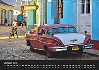 Cuba Cars (UK - Version) (Wall Calendar 2019 DIN A3 Landscape) - Produktdetailbild 1