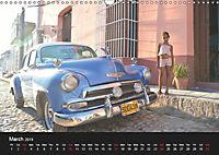 Cuba Cars (UK - Version) (Wall Calendar 2019 DIN A3 Landscape) - Produktdetailbild 3